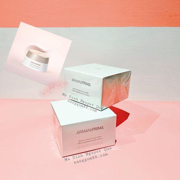 Armani Prima Glow-On Moisturizing Cream