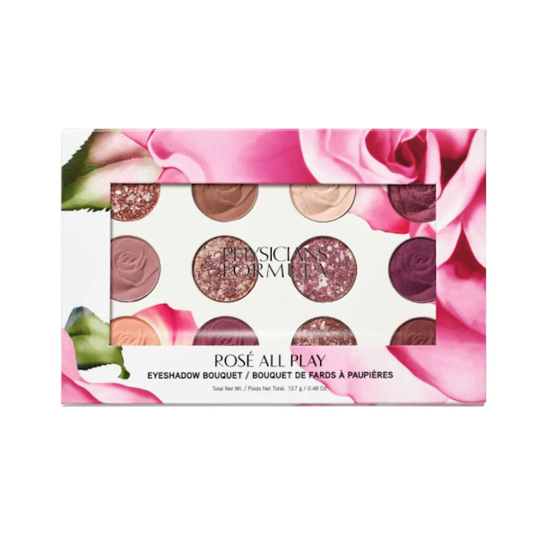 Rose All PLay Eyeshadow Bouquet