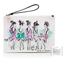 Kate Spade Wedding Belles Wedding Scene Medium Bella Bag-