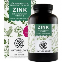 ZinK With Natural Vitamin C