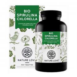 Bio Spirulina Chlorella