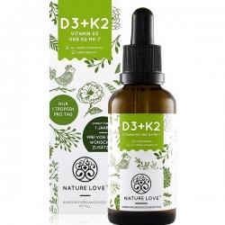 Vitamin D3+K2 (4 tuổi trở lên)