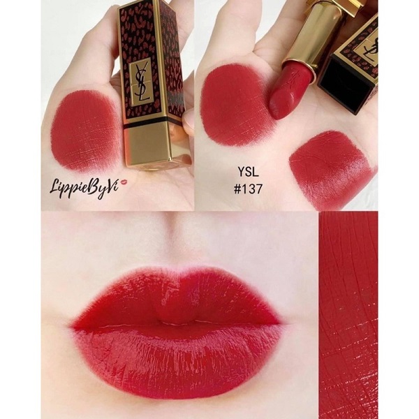 Rouge Pur Couture Lipstick - Holiday Edition 2020