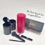 BabyCat Brush Kit (Case+Foundation Brush+Powder Brush+Lip Brush)