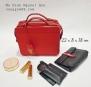Shoulder Bag Estee Lauder Màu Đỏ