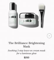 The Brilliance Brightening Mask Set