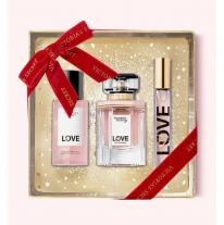 Holiday 2020 LOVE Set 3pcs