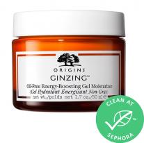 Ginzing Oil Free Energy Boosting Gel Moisturizer