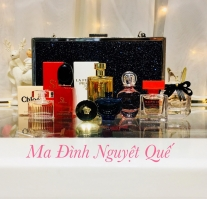 Perfume Miniature 7pcs