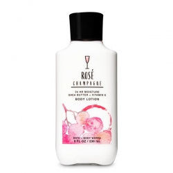 Rose Champagne Body Lotion