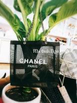 Chanel Beauty Accessory - Túi lưới đơn