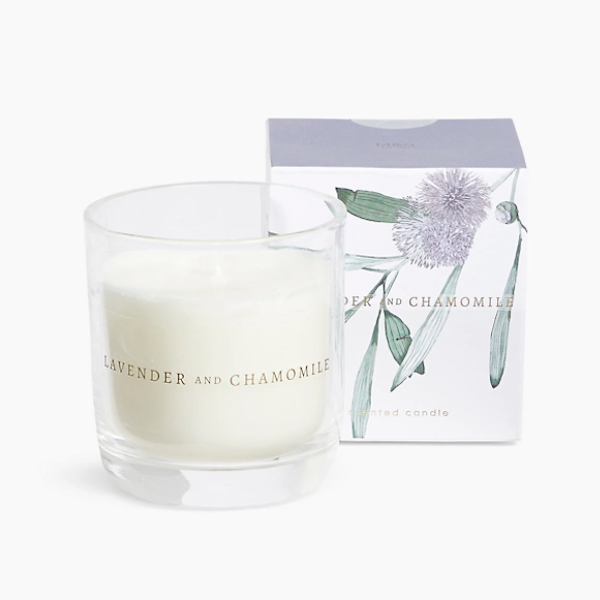 Lavender & Chamomile Fragranced Candle