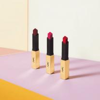 The Slim Leather Matte Lipstick