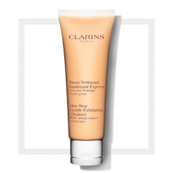 One-Step Gentle Exfoliating Cleanser With Orange Extract All Skin Types